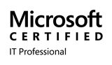 Microsoft Certified IT Professional Logo